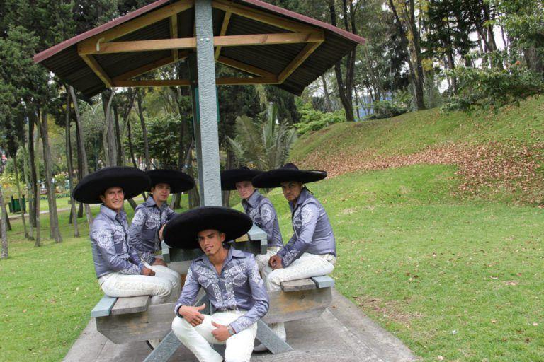 mariachi juvenil bogotá