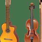 guitarra de Mariachis en Bogotá